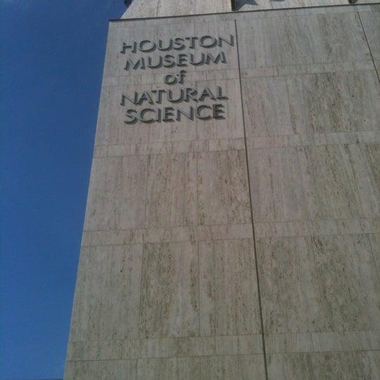 Foto scattata a Houston Museum of Natural Science da Keith H. il 11/5/2011