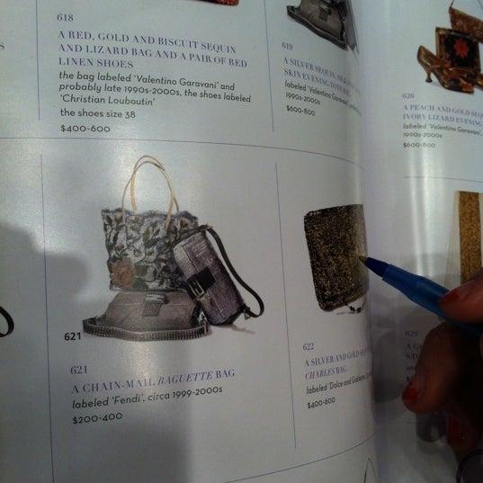 12/15/2011にJD B.がChristie'sで撮った写真