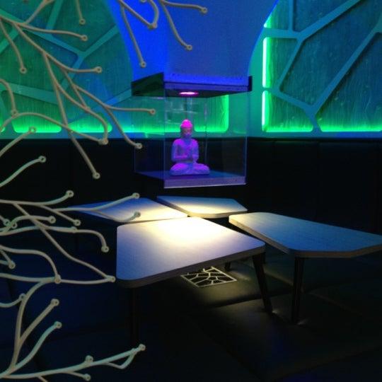Снимок сделан в Cafe Studio 89,5fm пользователем Eugenia M. 4/10/2012