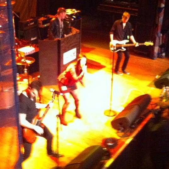 12/29/2011 tarihinde Joe H.ziyaretçi tarafından House of Blues'de çekilen fotoğraf