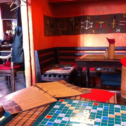 Снимок сделан в Кофейня «Кардамон» и лавка «Коллекция Пустяков» пользователем Olka S. 11/7/2011