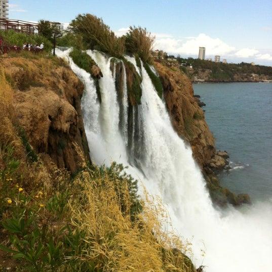 5/20/2012 tarihinde Can K.ziyaretçi tarafından Düden Şelalesi'de çekilen fotoğraf