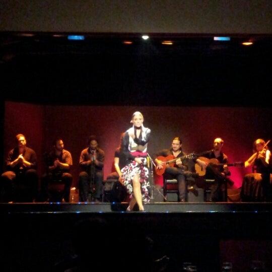 Снимок сделан в Palacio del Flamenco пользователем Olya S. 9/11/2012