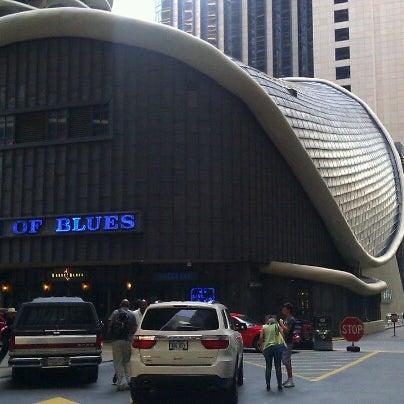 Foto diambil di House of Blues oleh Andrei S. pada 8/24/2012