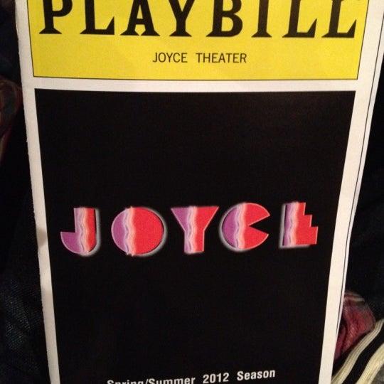 Photo prise au The Joyce Theater par Alvin P. le3/30/2012
