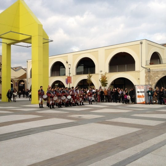 Photo taken at Soratte Outlet Shopping by Stefano B. on 3 4 2012 7d47e847a37