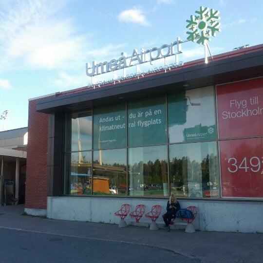 Photos At Umea Airport Ume Airport In Umea