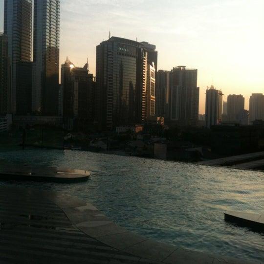 Photos At Pool Side Manhattan Hotel Jakarta Selatan 0 Tips