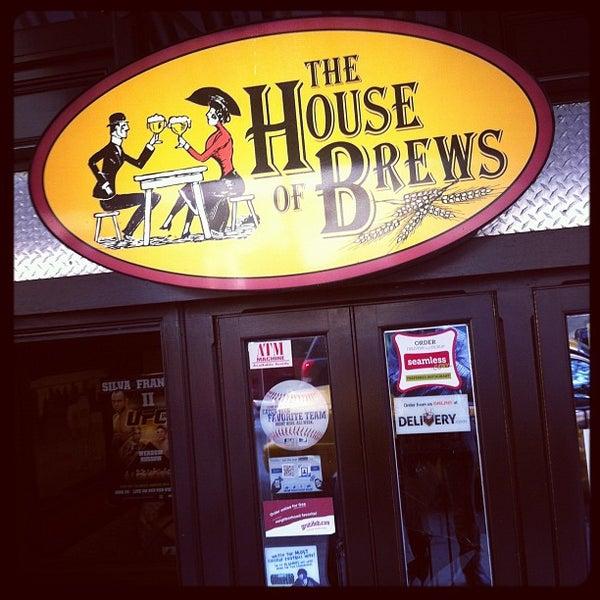 Das Foto wurde bei The House of Brews von Kevin am 6/20/2012 aufgenommen