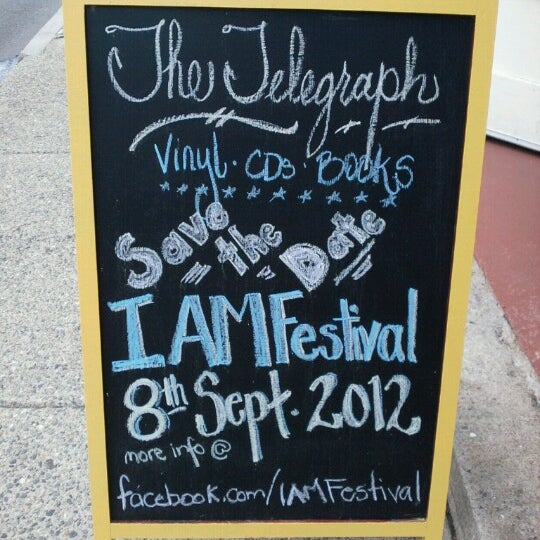 8/11/2012にShannon S.がThe Telegraphで撮った写真