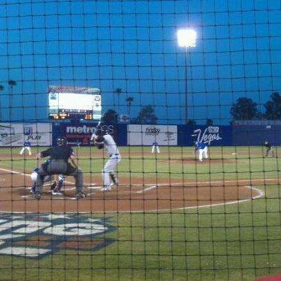 Photo prise au Cashman Field par Sean Yvonne P. le4/8/2012