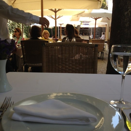 Foto diambil di Asitane Restaurant oleh Mark P. pada 9/8/2012