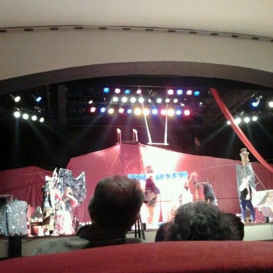 Foto diambil di Teatro Nescafé de las Artes oleh Andrés S. pada 9/17/2011