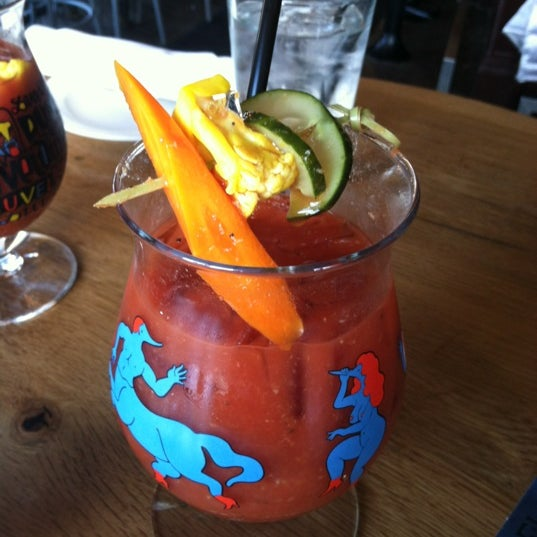 Best Bloody Mary I have ever had!