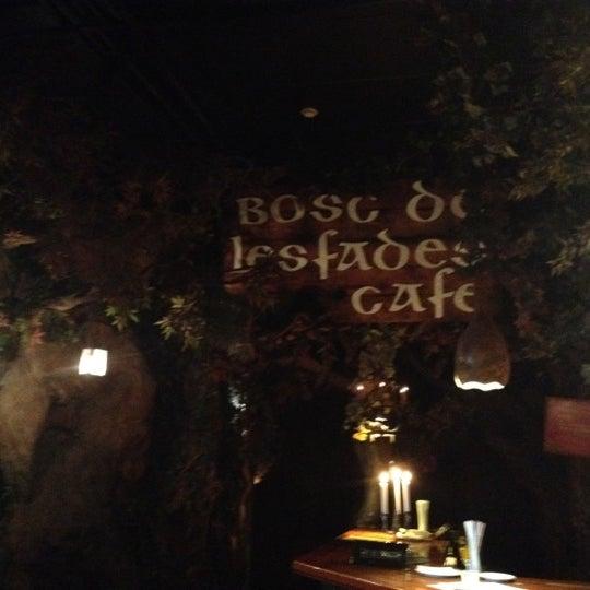 7/11/2012にLiviaがEl Bosc de les Fadesで撮った写真