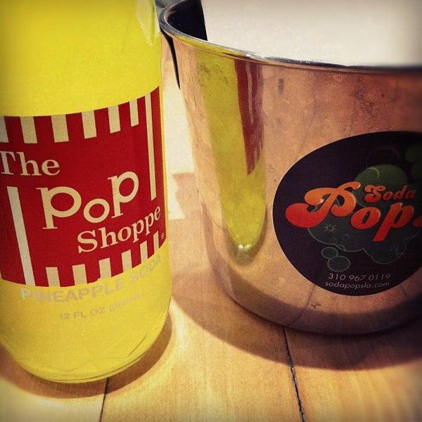 Das Foto wurde bei Soda Pop's von Carlos A. am 1/25/2012 aufgenommen