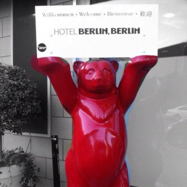 9/13/2012 tarihinde Raik Z.ziyaretçi tarafından Hotel Berlin'de çekilen fotoğraf