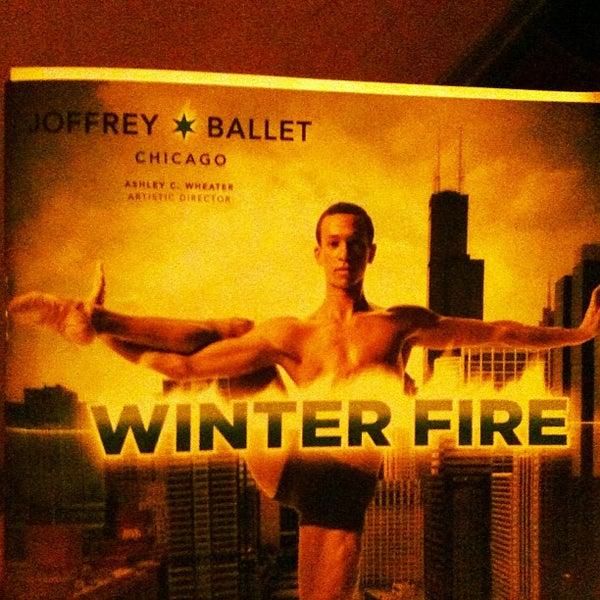 2/16/2012 tarihinde John L.ziyaretçi tarafından Auditorium Theatre'de çekilen fotoğraf