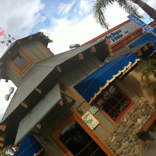 Islands Restaurant La Jolla (Now Closed) - La Jolla Village