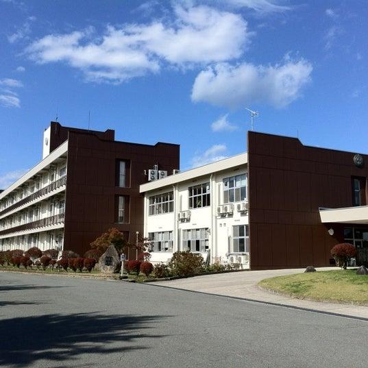 Photos at 大江町立大江中学校