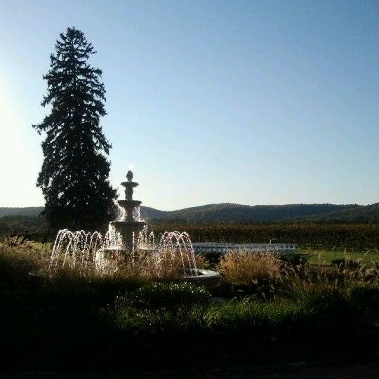 10/16/2011 tarihinde Melody H.ziyaretçi tarafından Keswick Vineyards'de çekilen fotoğraf