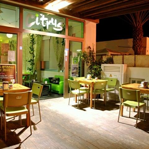 Citrus Now Closed Corralejo Canarias