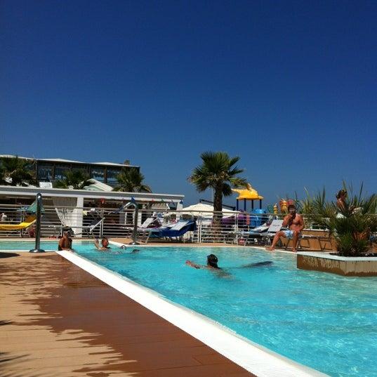 8/18/2011에 Stefano G.님이 La Spiaggia Del Cuore 110에서 찍은 사진