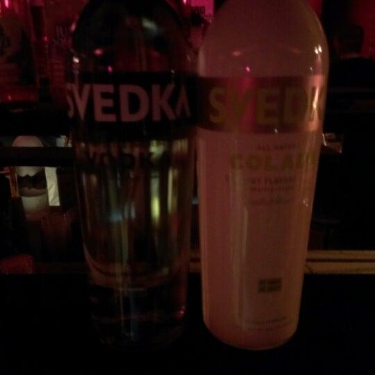 Now serving Svedka!