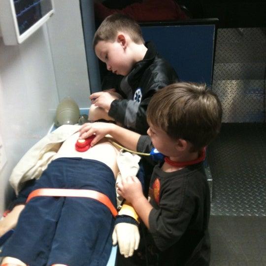 Photo prise au Children's Museum of Houston par Fallon L. le8/27/2011