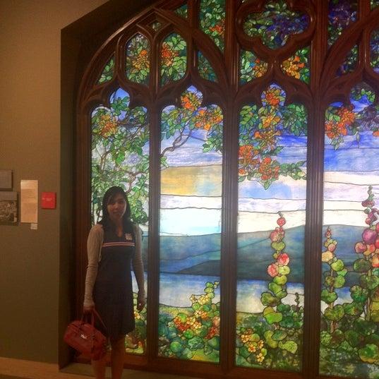 Photo prise au Corning Museum of Glass par Danielle C. le7/8/2011