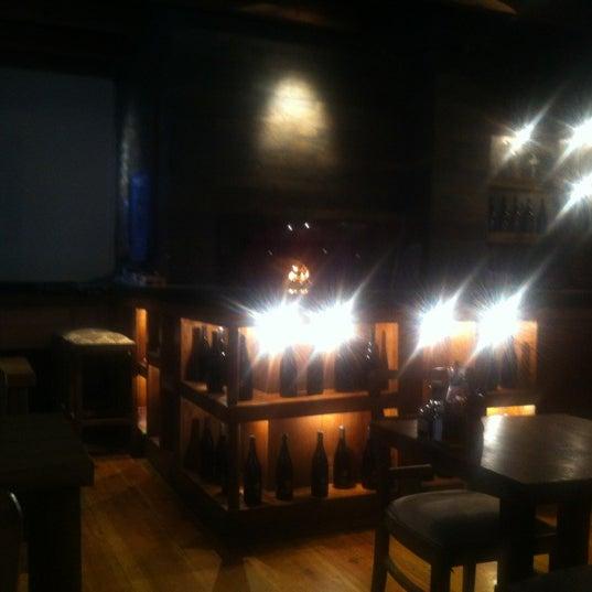 7/3/2012 tarihinde Mert K.ziyaretçi tarafından Mica Restaurant & Bar'de çekilen fotoğraf