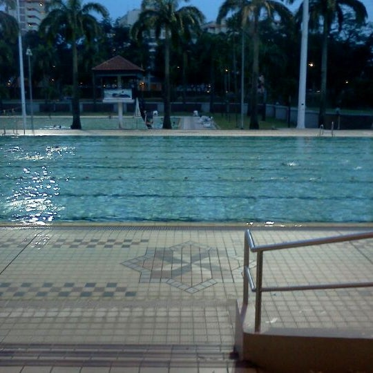 Photo prise au Clementi Swimming Complex par Yeoh K. le7/2/2011
