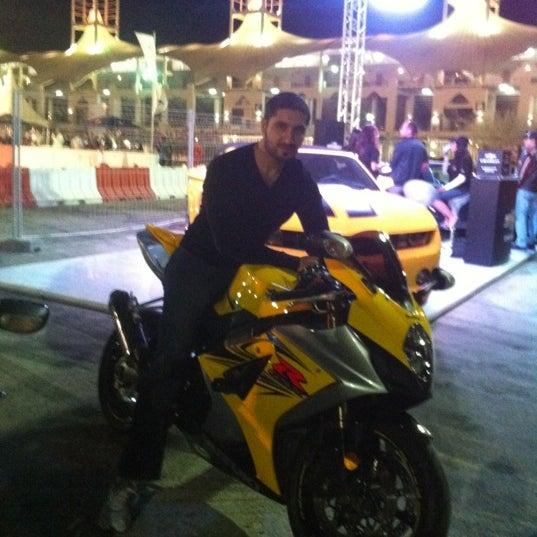 Foto scattata a Bahrain International Circuit da Hussain S. il 3/16/2012