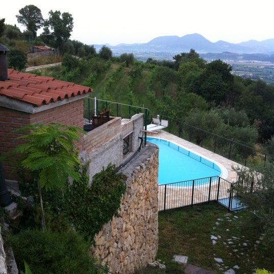 Снимок сделан в Agriturismo Le Mandolare пользователем Davide F. 7/2/2012