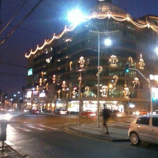 12/8/2011 tarihinde Fausto A.ziyaretçi tarafından Shopping Estação'de çekilen fotoğraf