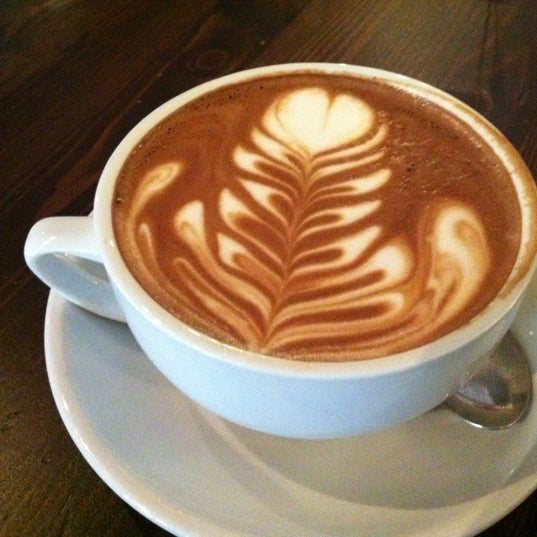 9/5/2011에 Allen Ahang A.님이 The Wormhole Coffee에서 찍은 사진