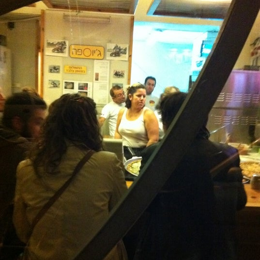Foto tirada no(a) Giuseppe Pizza por Konstantin C. em 3/27/2011