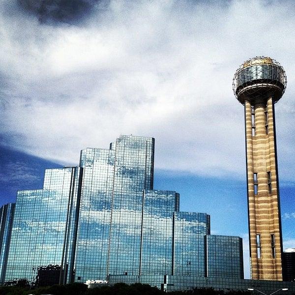 5/26/2012にChandler W.がReunion Towerで撮った写真