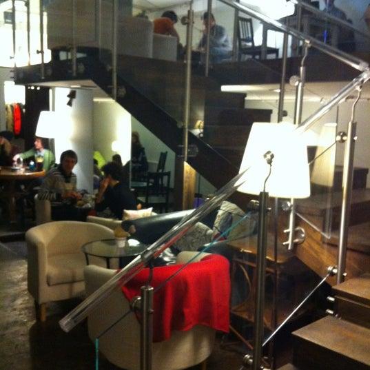 4/1/2012에 😇😈Юлия А.님이 Вільний простір «Циферблат»에서 찍은 사진