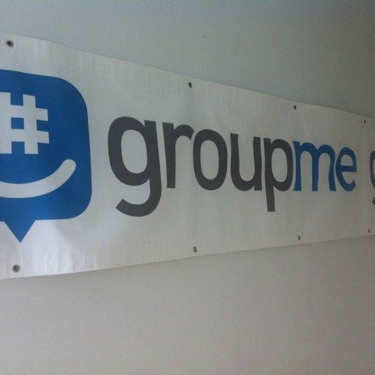 Photo prise au GroupMe HQ par Fernando B. le7/25/2011