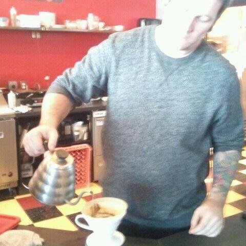 Foto tomada en Mars Cafe por Amedeo R. el 10/13/2011