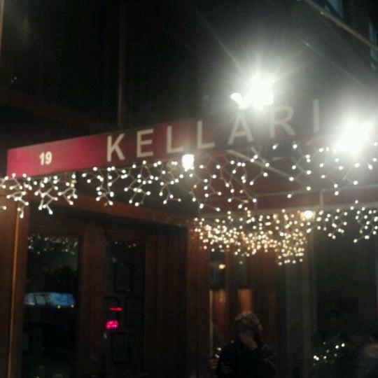 รูปภาพถ่ายที่ Kellari Taverna NY โดย Humphrey C. เมื่อ 12/21/2011