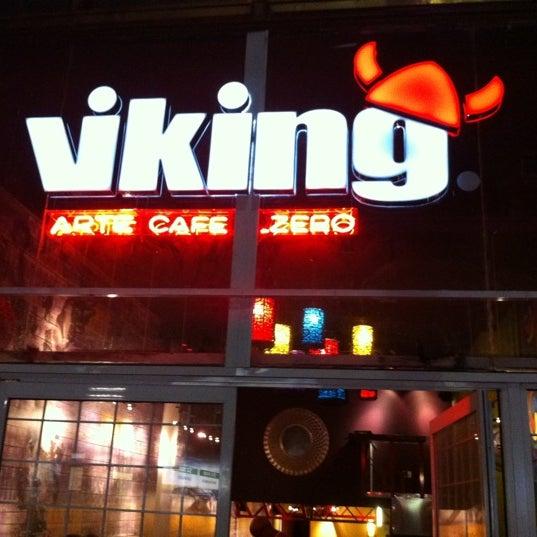 Das Foto wurde bei Viking - Arte Café Punto Zero von Manuel B. am 6/16/2011 aufgenommen