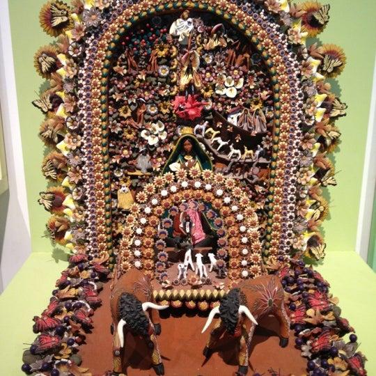Снимок сделан в Museo de Arte Popular пользователем Tania S. 3/18/2012