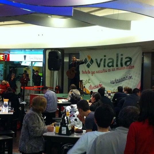 3/3/2012にJose R.がCentro Comercial Vialia Salamancaで撮った写真