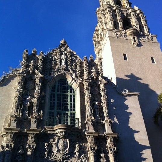 Photo prise au San Diego Museum of Man par Hugo C. le2/23/2012