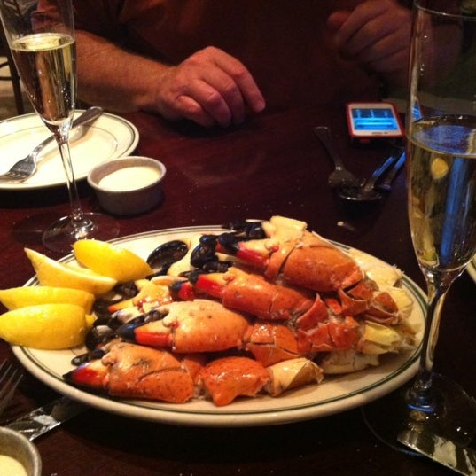 4/3/2012にbrooklyn m.がJoe's Seafood, Prime Steak & Stone Crabで撮った写真