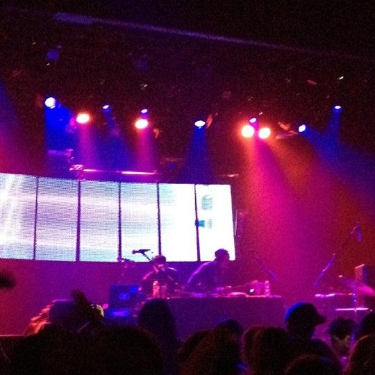 Das Foto wurde bei Irving Plaza von Mark M. am 4/9/2012 aufgenommen