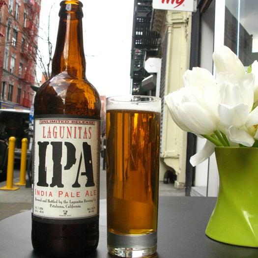 Lagunitas IPA and $5 Mimosas today!