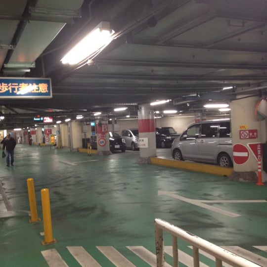 車場 横浜 駅 駐